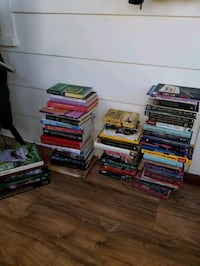 Used books approximately 60 in total Hagerstown, 21740