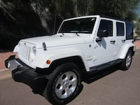 2015 Jeep Wrangler Sport 4x4 -CLEAN CARFAX- Tempe, 85281