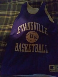 Reversable Ace's Basketball jersey