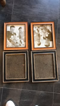 4 8x10  picture frames Colleyville, 76034