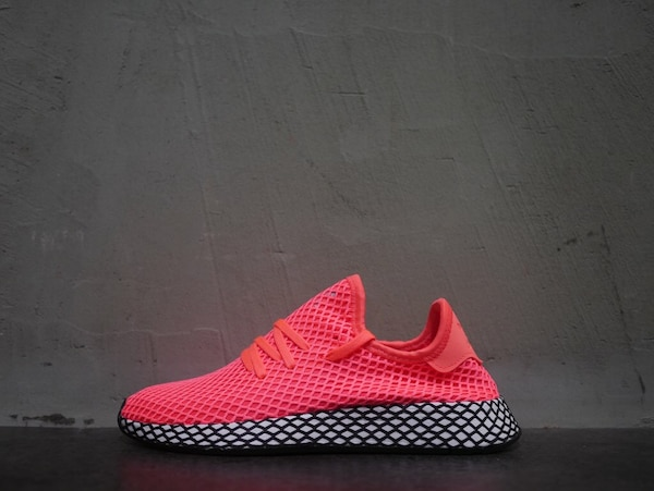 Adidas Deerupt Turbo Pink