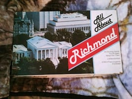 All about Richmond board game