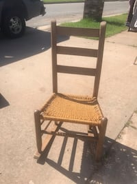 Small antique rocking chair  Oklahoma City, 73159