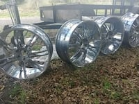 24 inch rims Liberty Hill, 78642