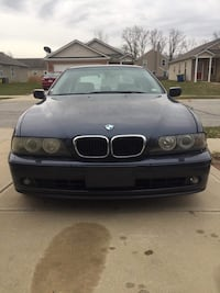 2002 BMW 5 Series 530i Lawrence
