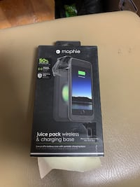 Mophie Juice Pack Battery Case + Charging Base Combo For Apple IPhone 6 Plus Or 6S Plus Only Toronto