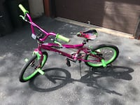 Pink and green Bicycle Springfield, 22152