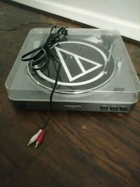 Audio Technica-LP60BK Washington, 20017