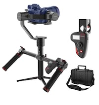 Moza air gimbal with stabilizer + arm + thumb controller  ( price negotiable ) Toronto, M5G