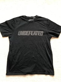 Undefeated T-shirt. Size small  Vancouver, V5S 4Y1