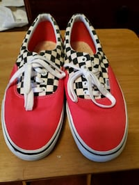 Low top Van's Men's size 11
