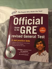 GRE study guide textbook Surrey, V4N 0L3