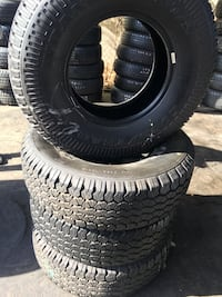 This set is semi new Goodyear 275/75/15 Eugene, 97408