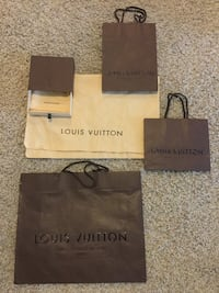 Louis Vuitton Dust covers, boxes and bags Henderson, 89052