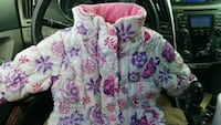 Little girls winter coat Tulsa, 74146