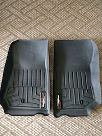 Jeep Wrangler Weather Tech Front Mats