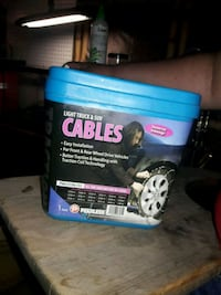 Light truck/suv cables/chains Sacramento, 95821