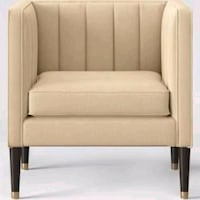 Tufted, Accent Chair, French Chair 505 mi