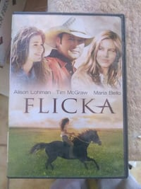 Flicka DVD case Las Cruces, 88007