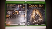 Deus Ex: Mankind Divided for Microsoft Xbox One Chantilly, 20151