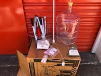 Deluxe winemaking kit barely If ever used Surrey, V4N