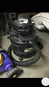 black and gray Shop-Vac vacuum cleaner Phoenix, 85022