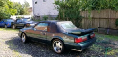1983 Ford Mustang convertible/ serious buyers