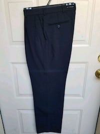 Towncraft Dress Slacks Black. Mens 32/32. New Albuquerque, 87109