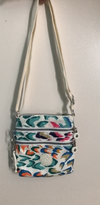 Colorful Kipling crossbody bag Fort George G Meade, 20755