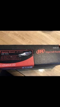 Ingersoll Rand ¼ air ratchet- new in box Indianapolis, 46237