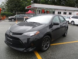 2018 Toyota Corolla 2018 Toyota Corolla - LE CVT WITH REAR VIEW CAMERA