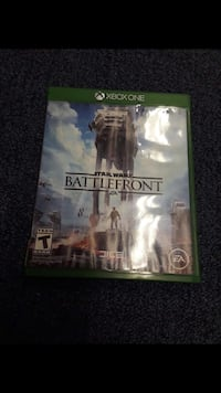 Star Wars - Battlefront (T) Game for XBox One - In Good Condition. Pottsville, 17901