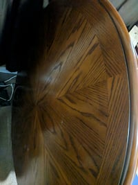 Solid wood table made in Vietnam Nanaimo, V9T 6G1