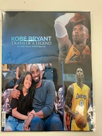"""NEW VIDEO OF KOBE BRYANT and DAUGHTER: """"DEATH OF A LEGEND"""" Vaughan, L4J 0H9"""