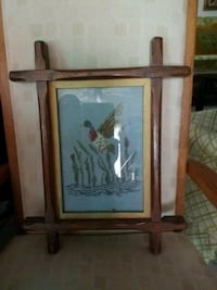 Needlepoint Embroidery in Frame Henderson, 89002