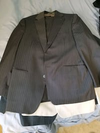 Variety of suits available