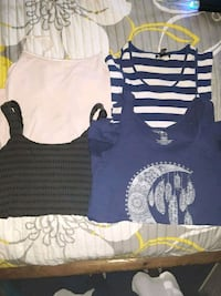 women's four assorted color tank tops Richfield, 84701