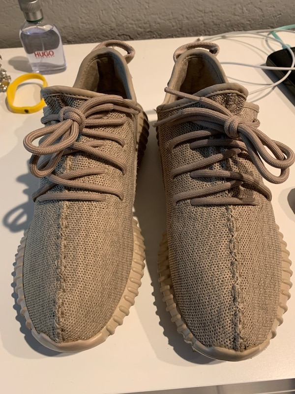 f3a7cb85f Used Yeezy oxford tan v1 size 6.5 used for sale in Los Angeles - letgo