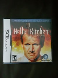 Hells Kitchen DS Game Urbandale, 50322