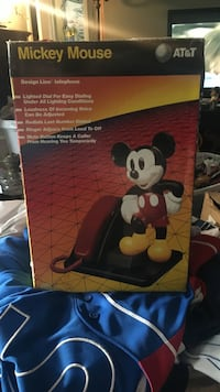 Mickey Mouse AT&T phone still in box Bloomington, 55420