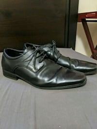 Men's leather dress shoes size 9.5 Calgary, T3C 0N1