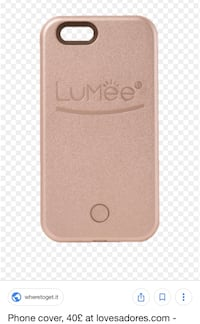 Original LUMEE SELFIE CASE FOR IPHONE 6PLUS Toronto, M1T 3T8