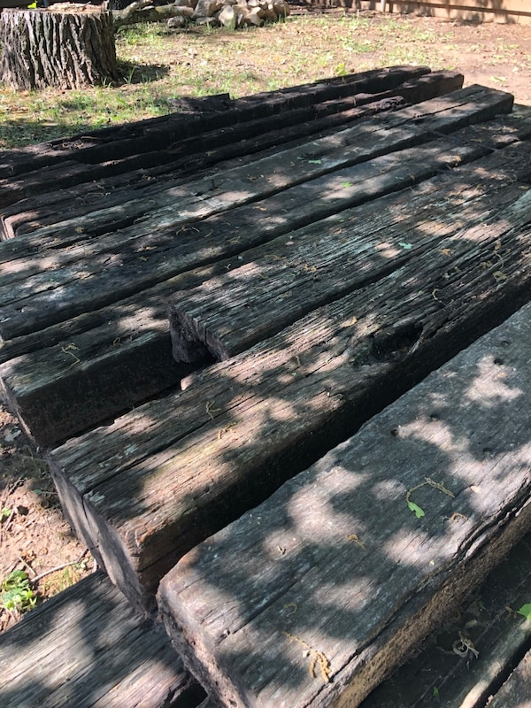 Used Railroad Ties for sale in Weatherford - letgo