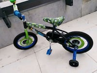 Toddler cycle with training wheels  Mississauga, L5B 0G4