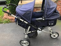 Quinny stroller with basinet ELKRIDGE