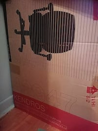Kendros rolling chair box