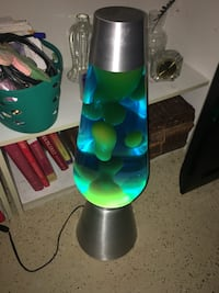 green and blue lava lamp West Chester, 19382