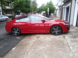 Honda Accord Sport 2016. Take Over