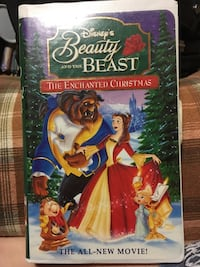 Disney's Beauty and the Beast movie case Winnipeg, R3R 0Z2