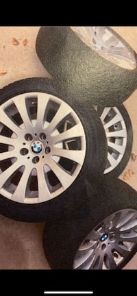 BMW tires/rims Lansing